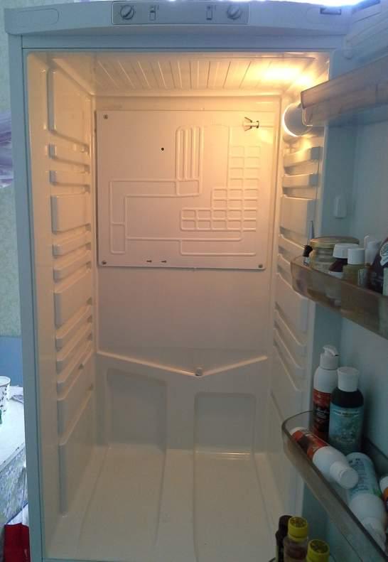 Indesit не работает холодильная камера ремонт