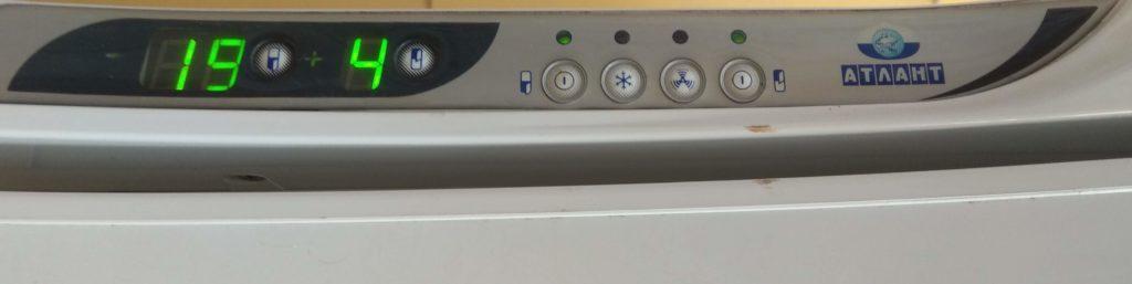 Модуль управления холодильника атлант старой ревизии (2007г). Ремонт.